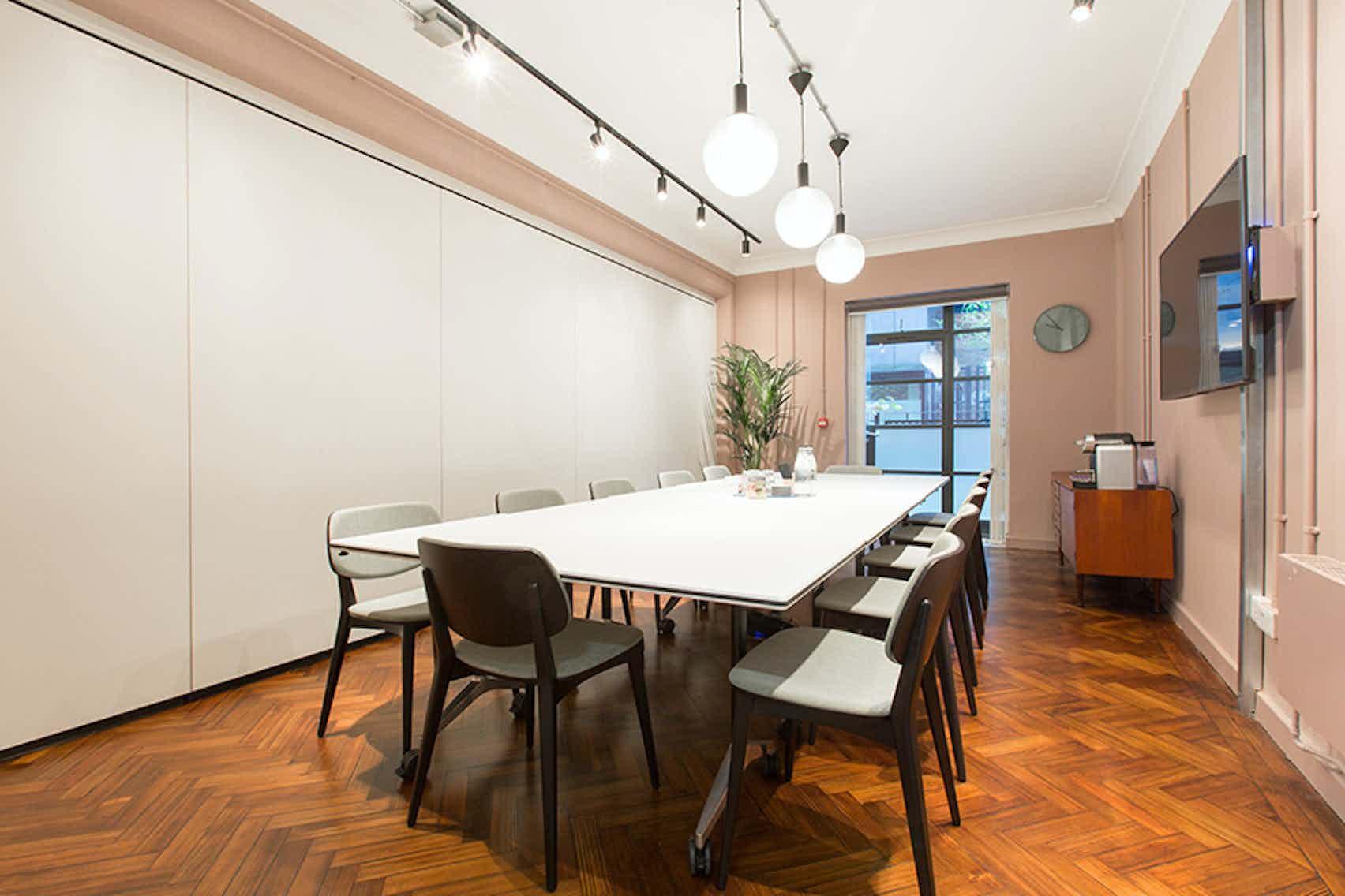 Meeting Room 1 & 2, TOG, 81 Rivington Street