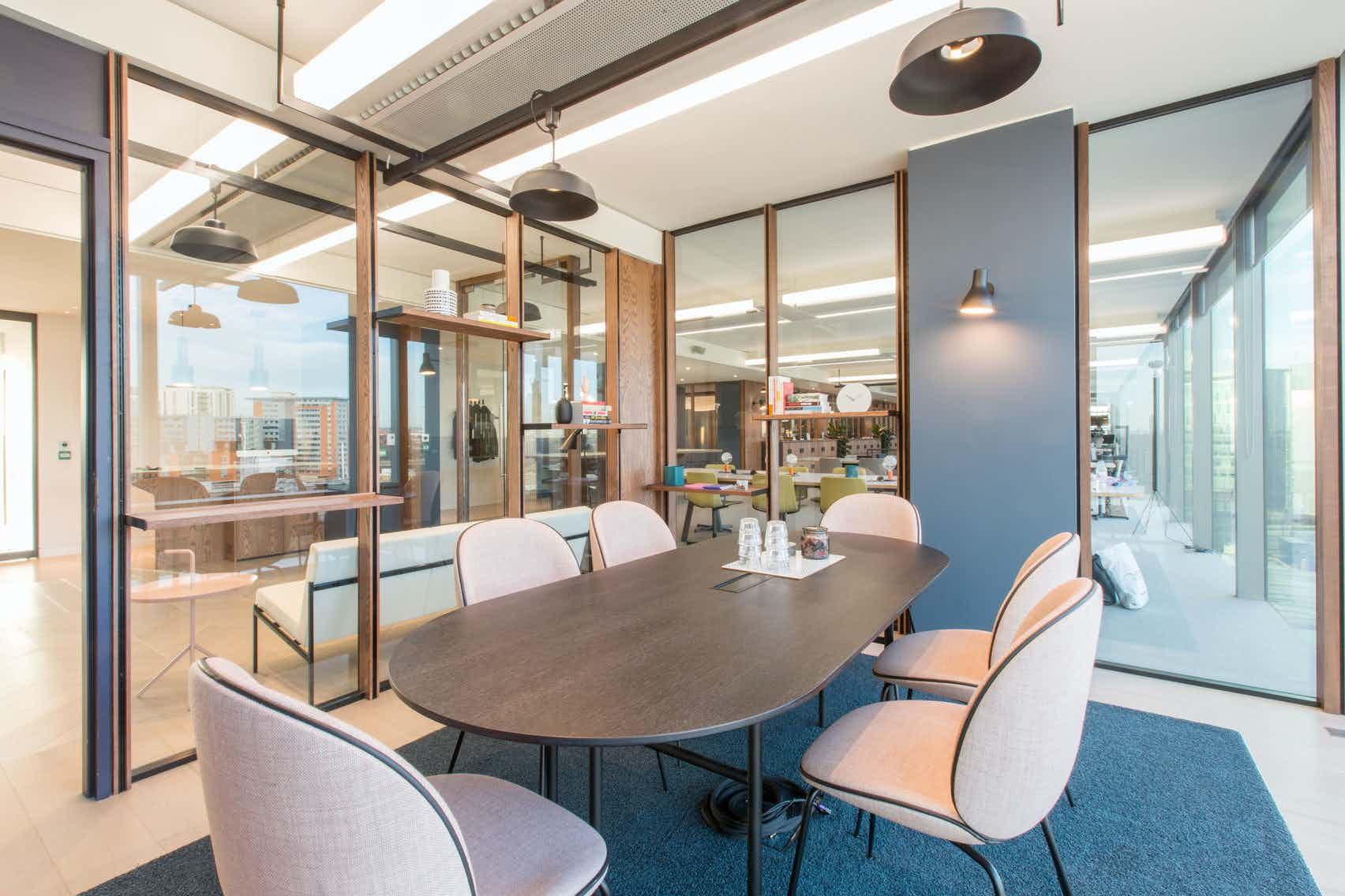 Meeting Room 8, TOG, 20 Eastbourne Terrace