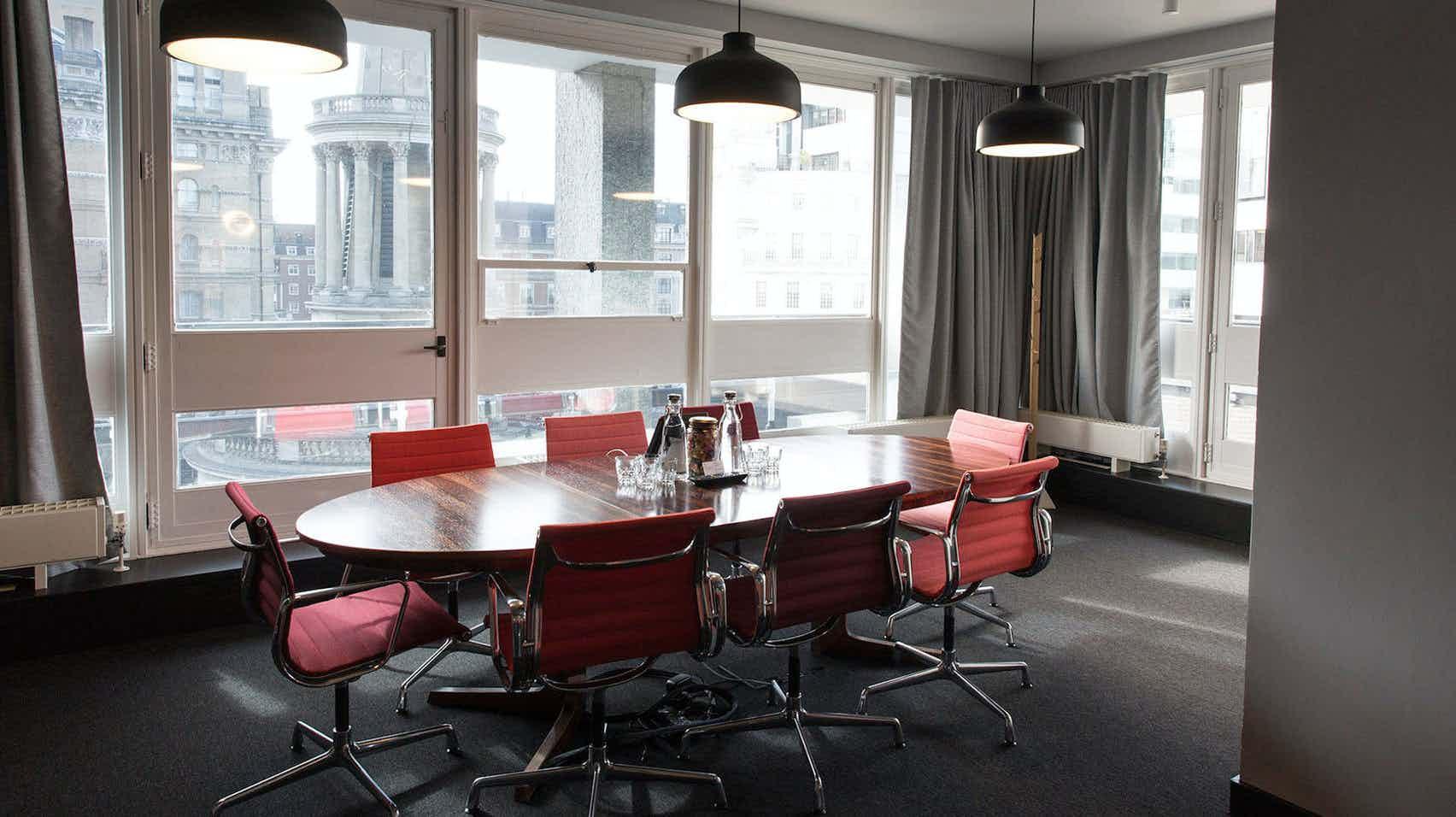 Meeting Room 13, TOG, Henry Wood House