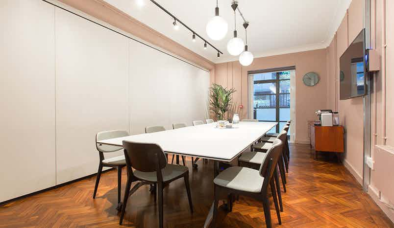 Meeting Room 2, TOG, 81 Rivington Street