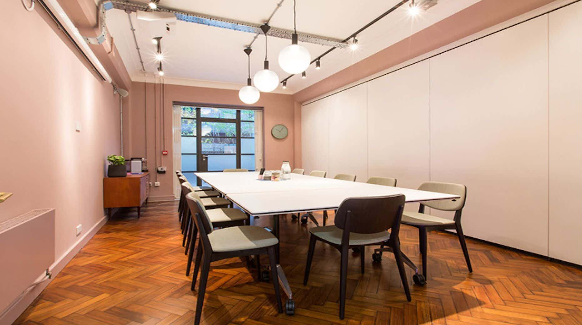 Meeting Room 1, TOG, 81 Rivington Street