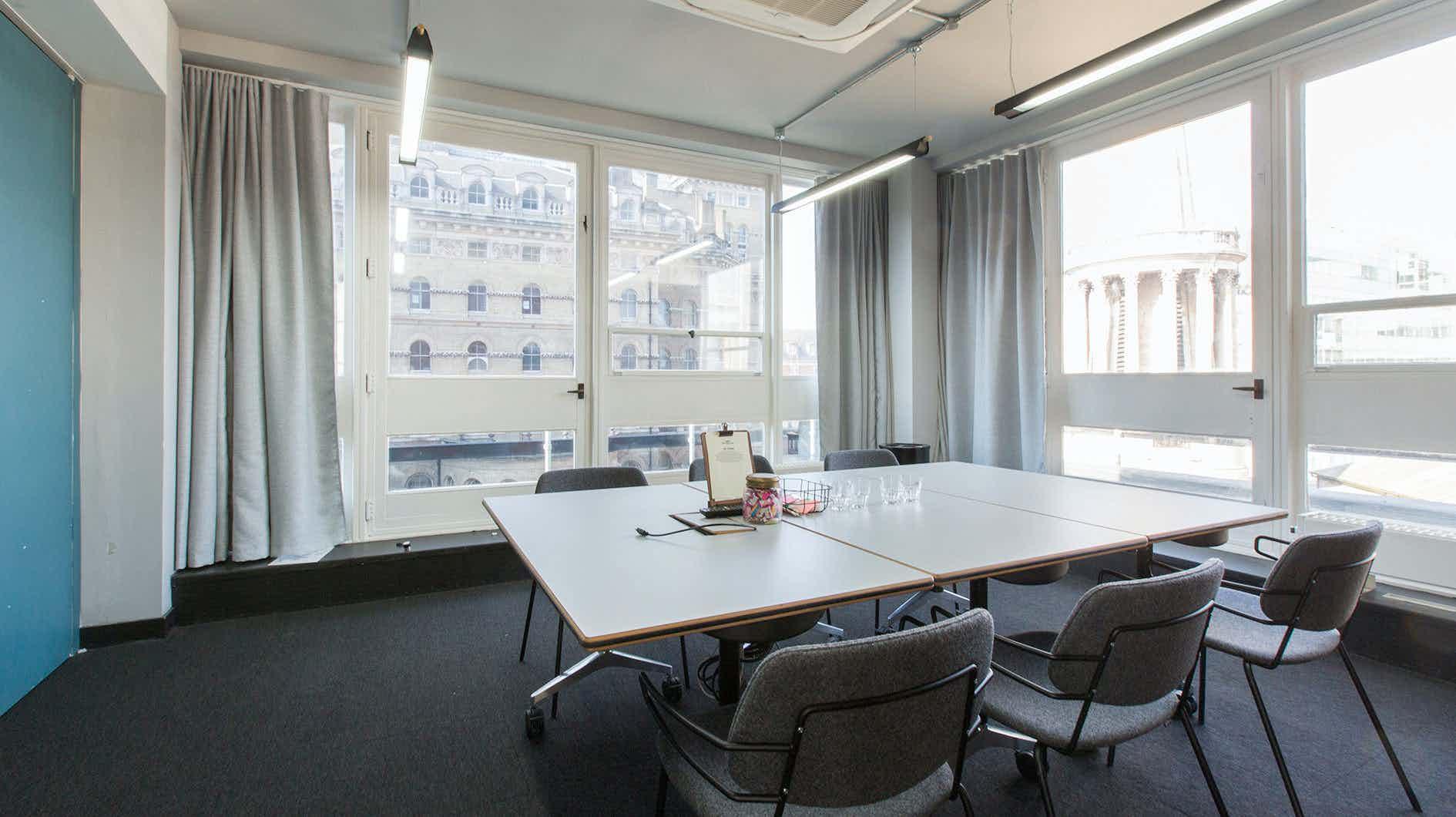 Meeting Room 6, TOG, Henry Wood House