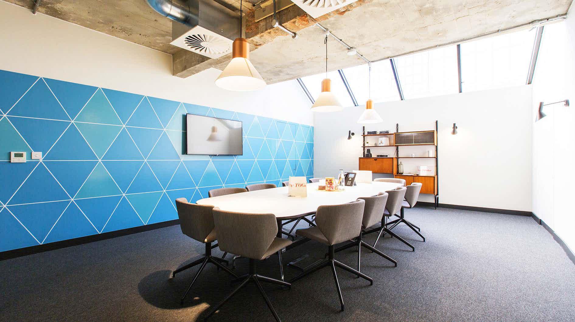 Meeting Room 1, TOG, 256-260 Old Street