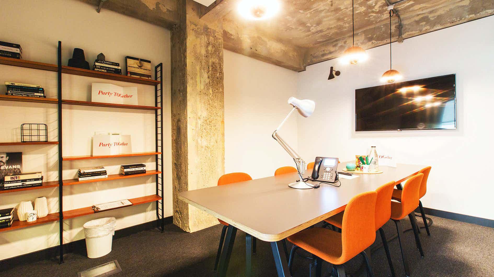 Meeting Room 2, TOG, 256-260 Old Street