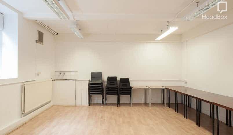 Room B9, Oxford House