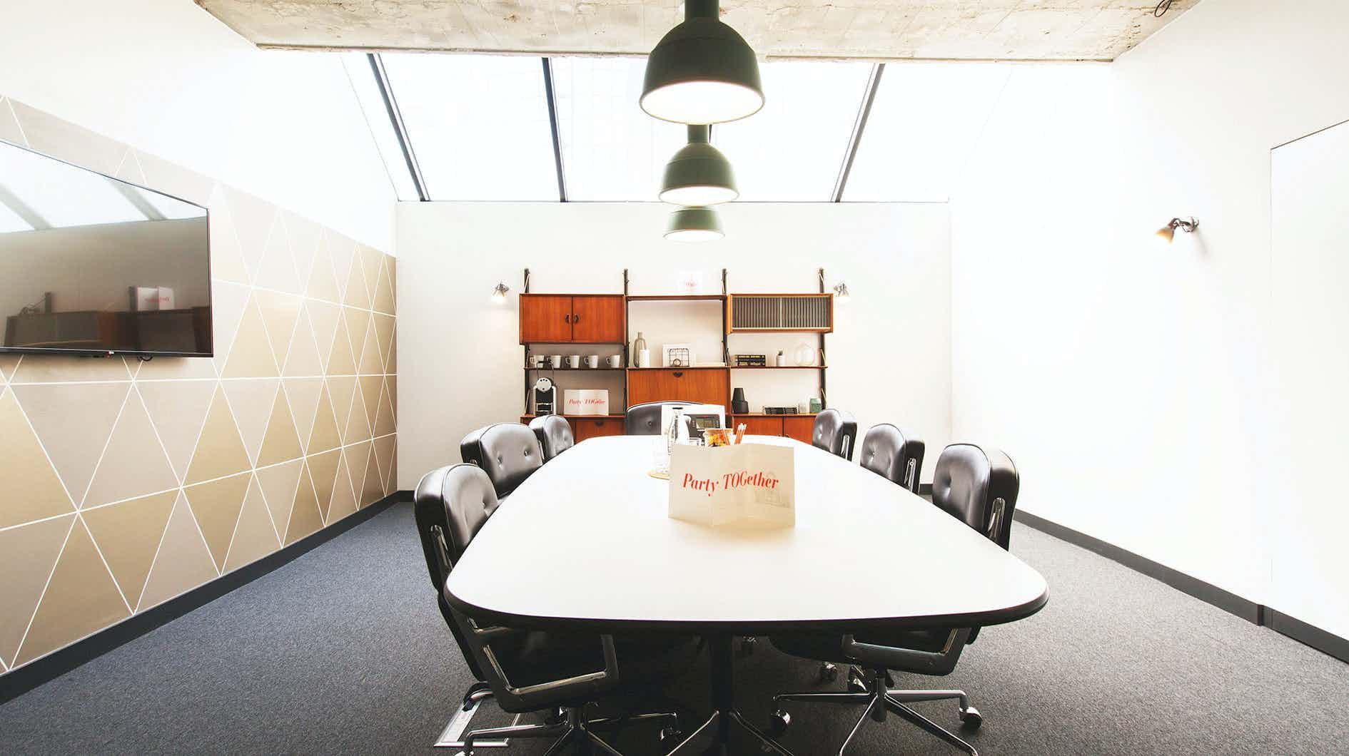 Meeting Room 3, TOG, 256-260 Old Street