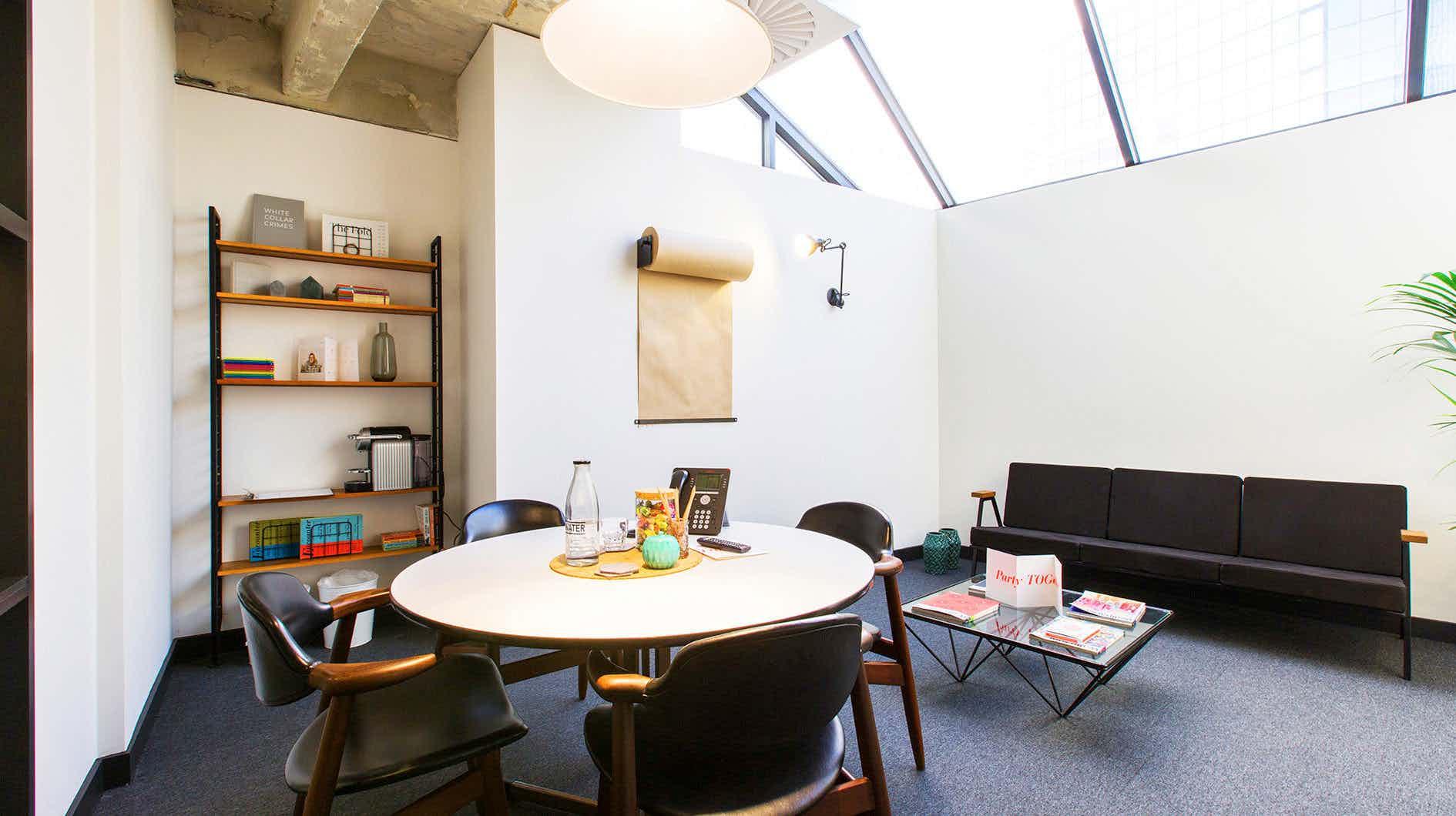 Meeting Room 4, TOG, 256-260 Old Street