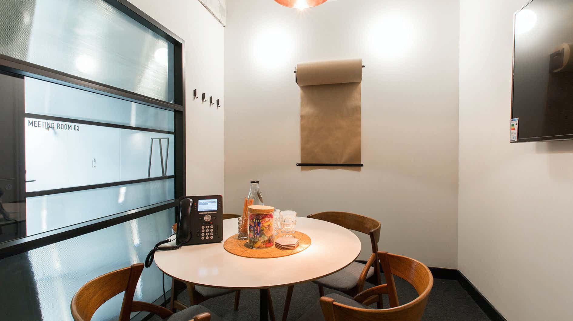 Meeting Room 6, TOG, 256-260 Old Street