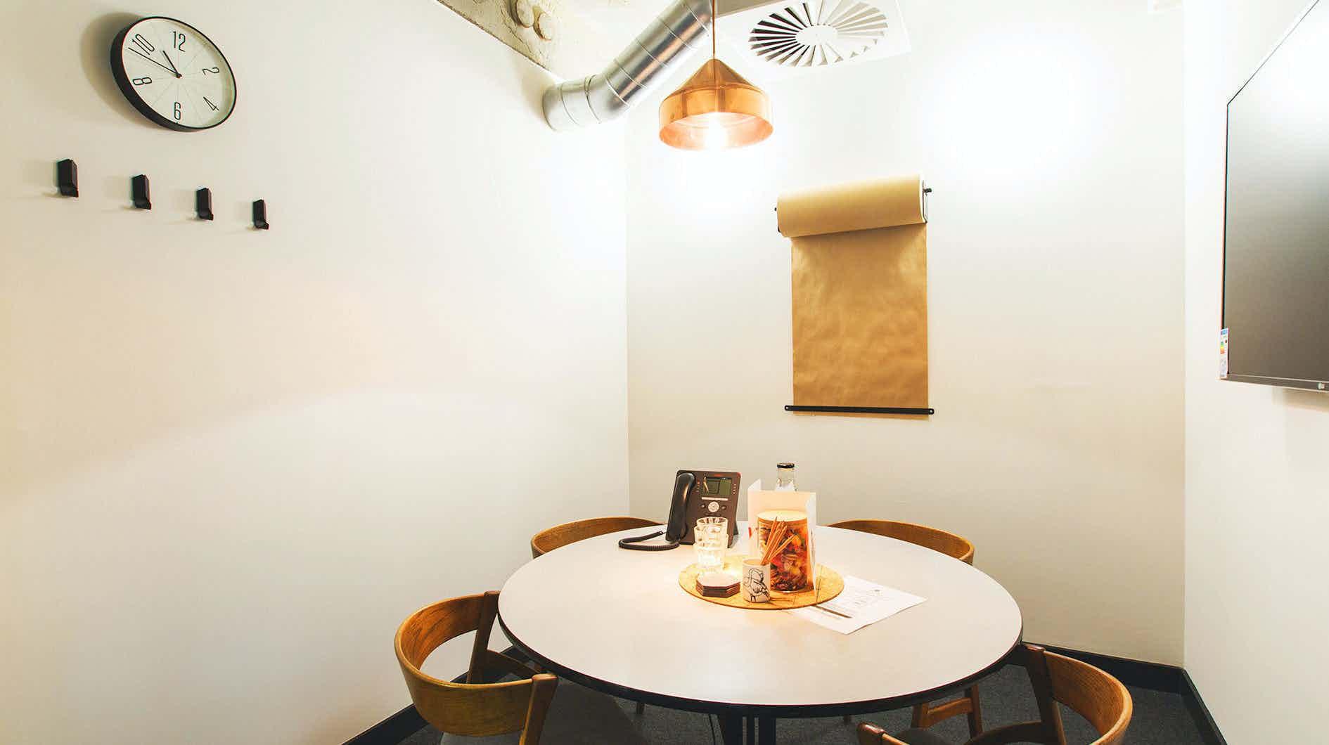 Meeting Room 7, TOG, 256-260 Old Street