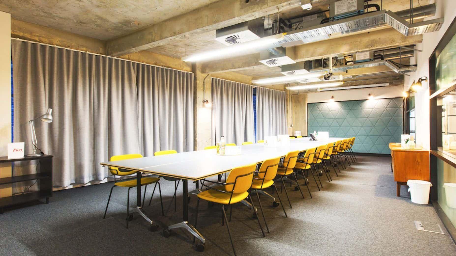 Meeting Room 8 , TOG, 256-260 Old Street
