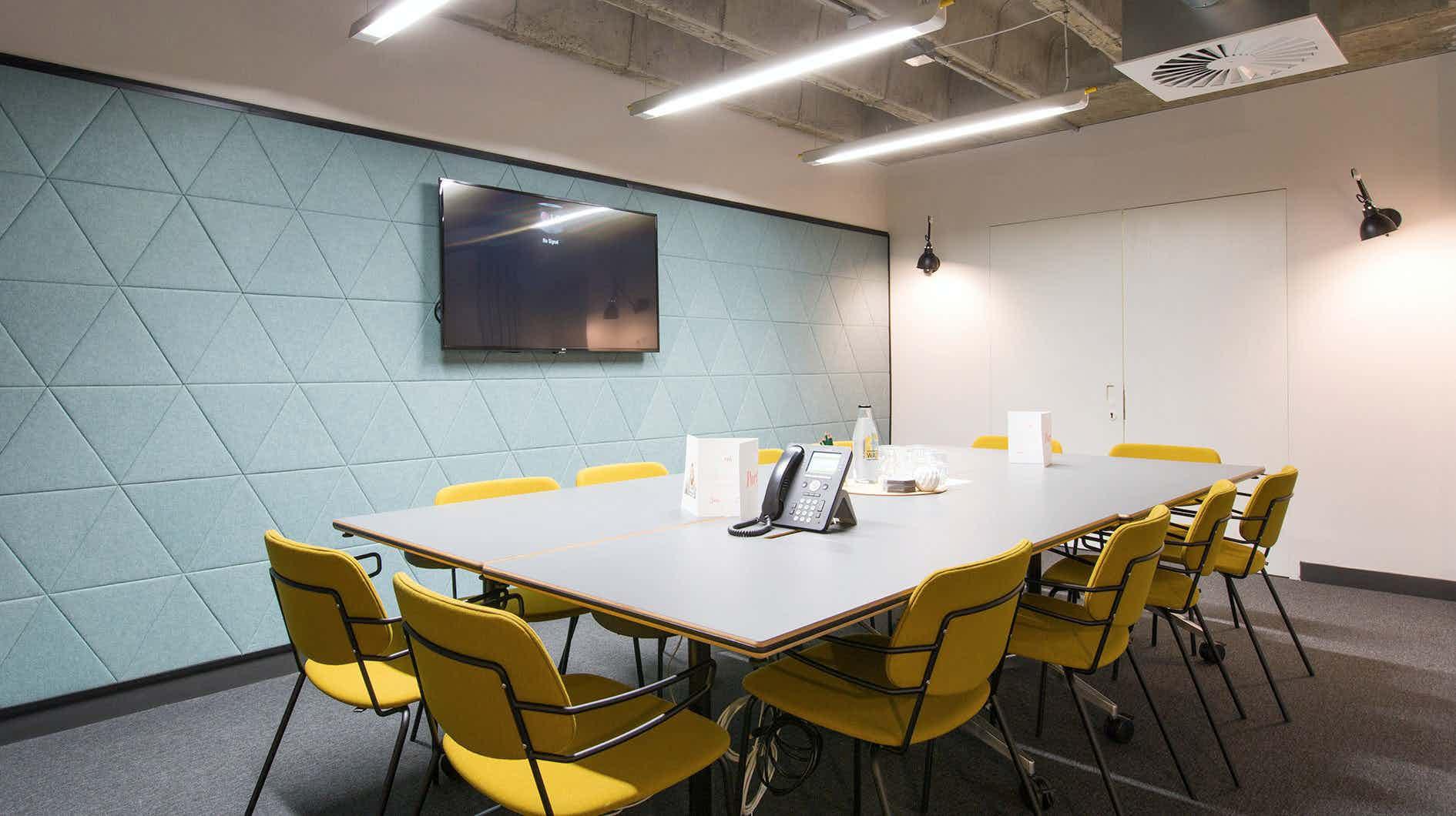 Meeting Room 9, TOG, 256-260 Old Street