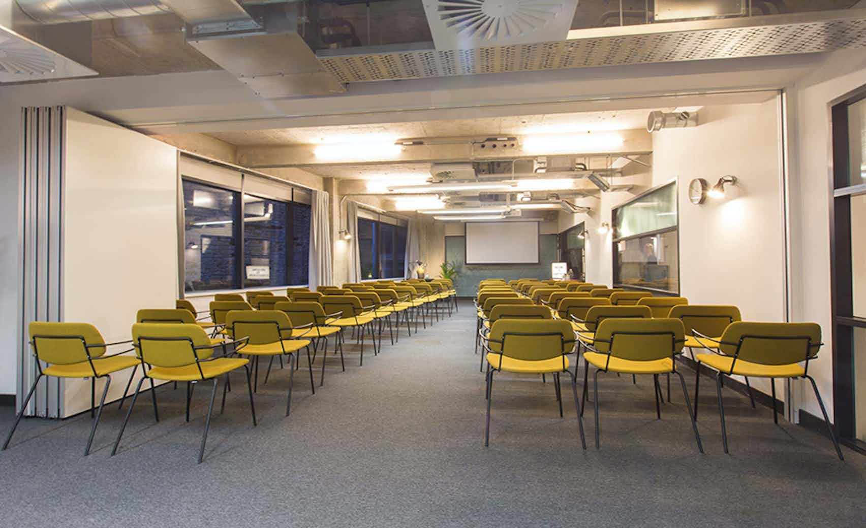 Meeting Room 8 and 9, TOG, 256-260 Old Street
