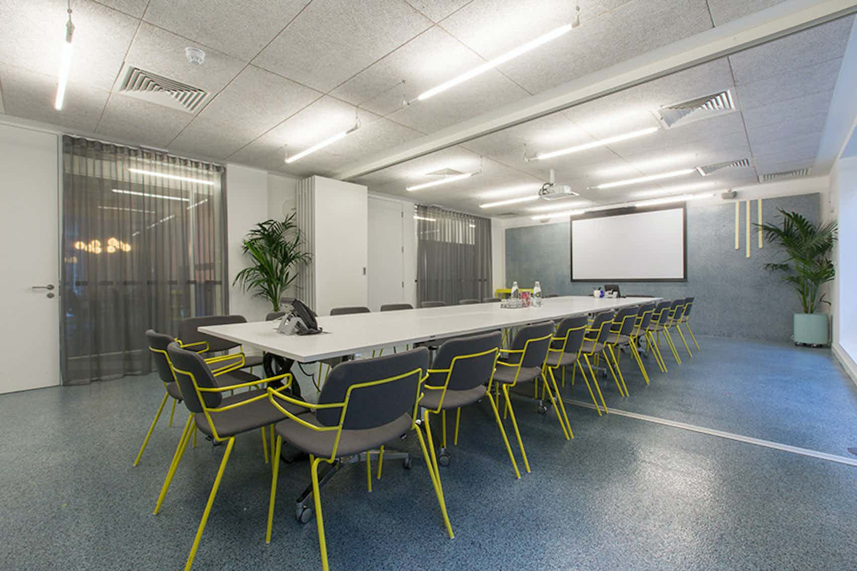 Meeting Room 1 & 2, TOG, 2 Angel Square