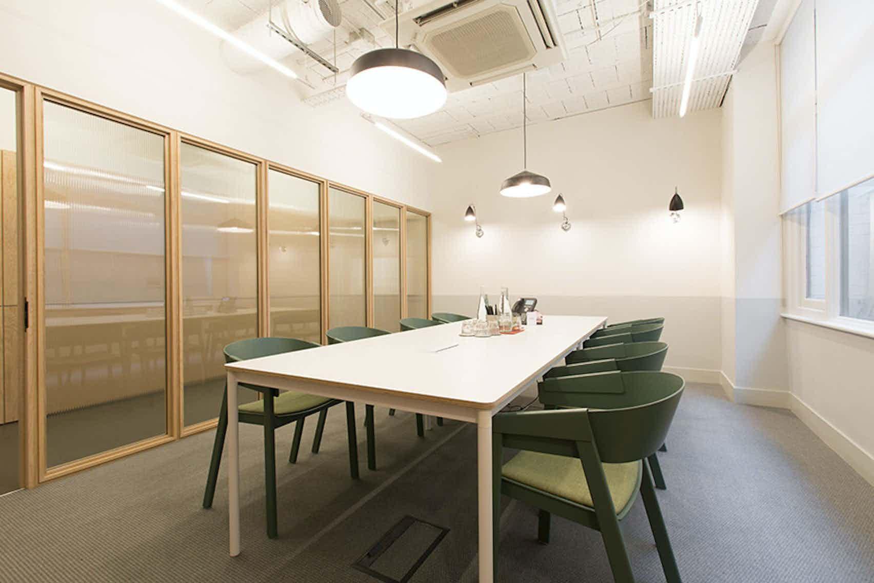 Meeting Room 1, TOG, Lloyd's Avenue