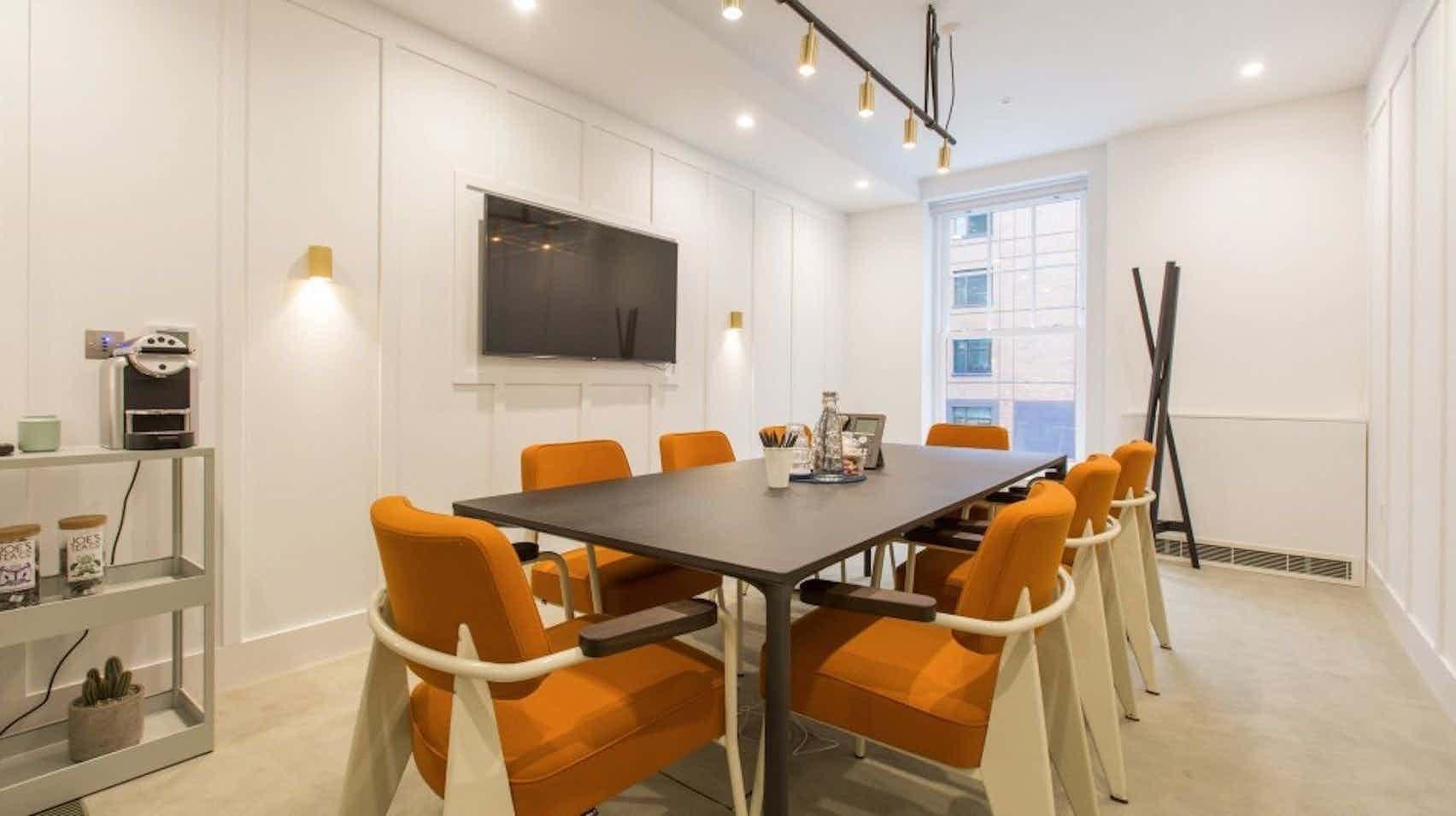 Meeting Room 5, TOG, 91 Wimpole Street