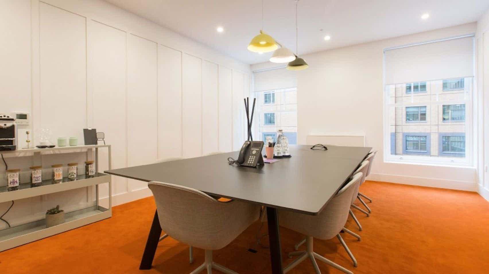 Meeting Room 7, TOG,  91 Wimpole Street