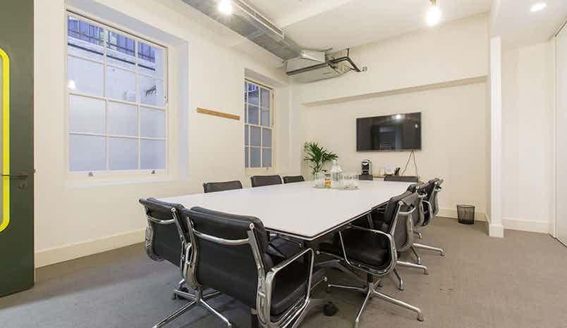 Meeting Room 1, TOG, Stratford Place