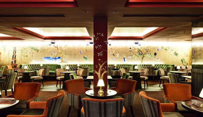 Clubino, Baglioni Hotel London