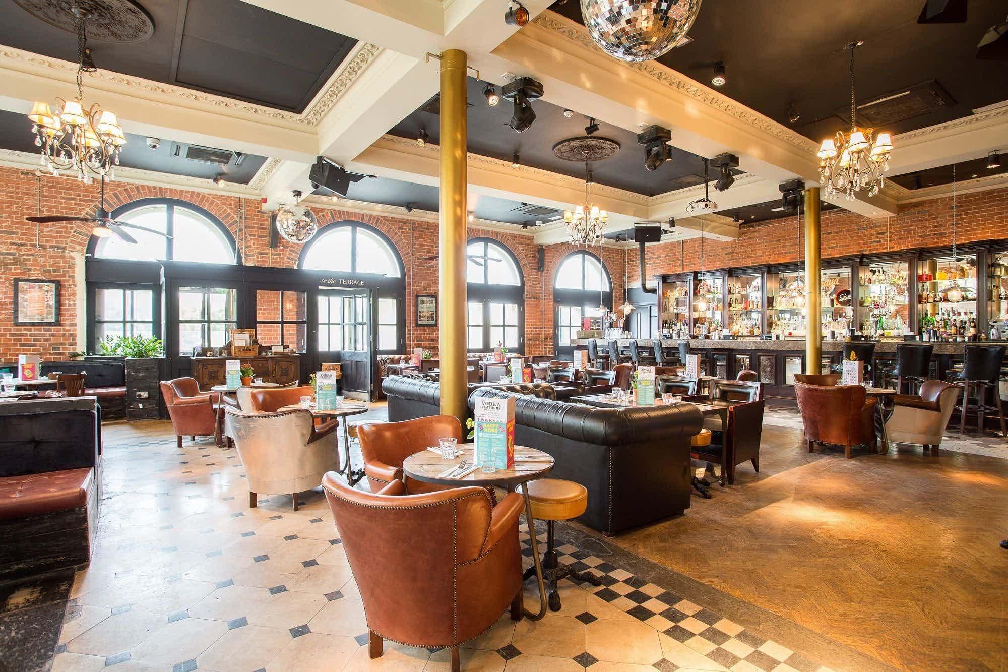 The Terrace Bar, Revolution Richmond