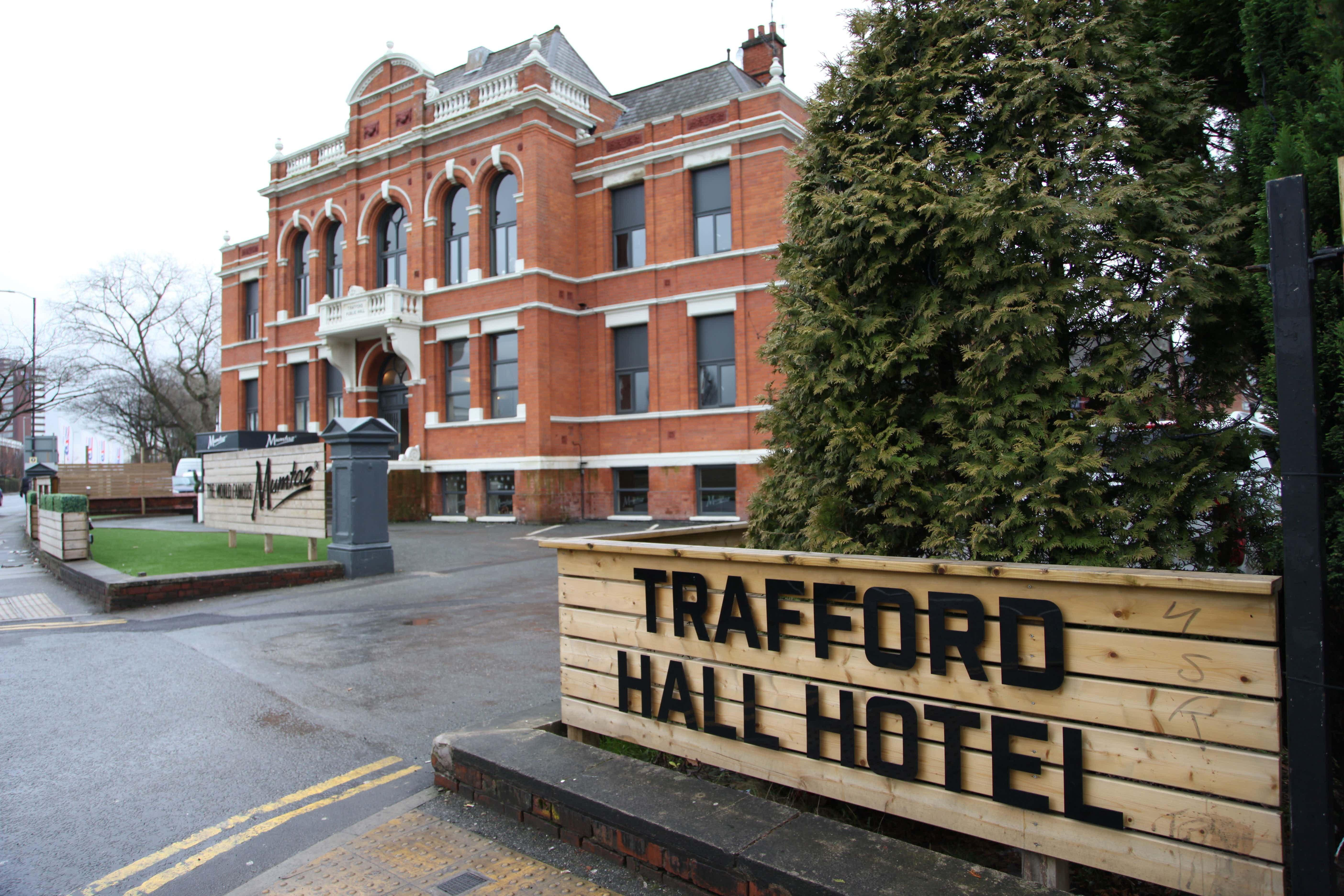 1887 Grand Hall, Traffordhall Hotel