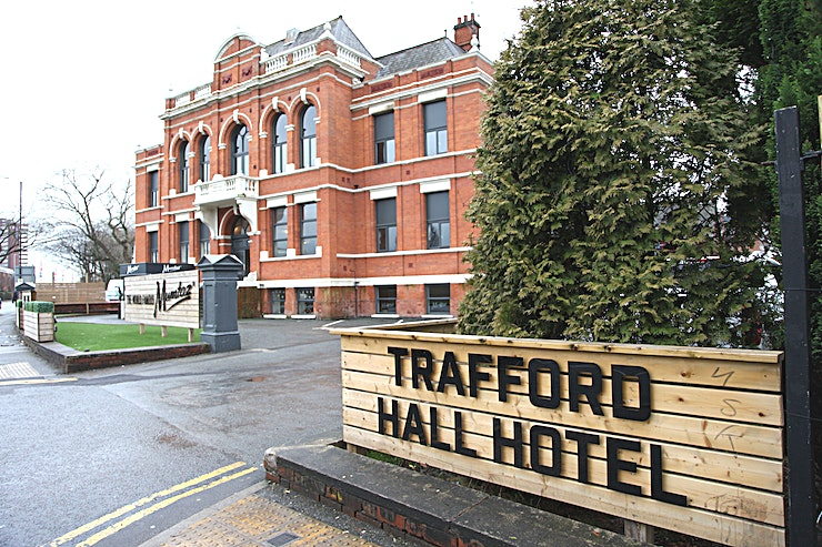 1887 Grand Hall **Hire the 1887 Grand Hall at the Traffordhall Hotel for one of the best party venues Manchester has to offer.**