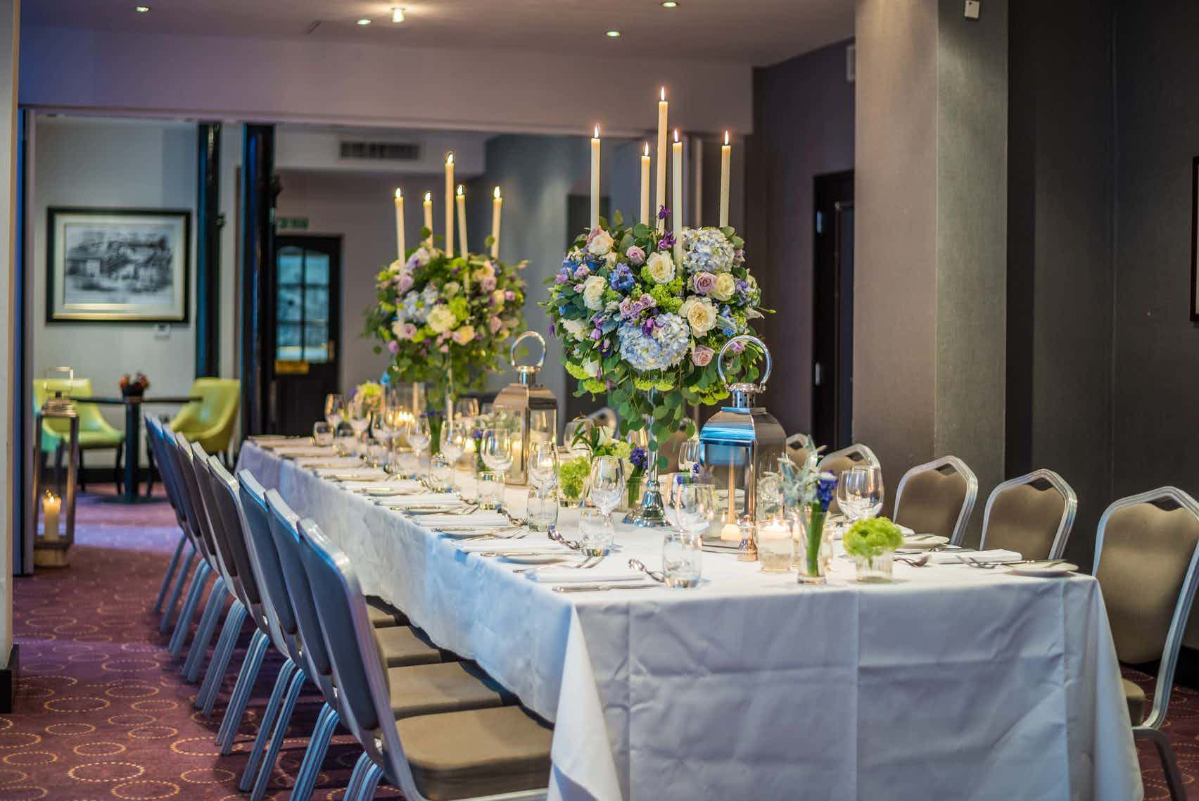 The Samuel Room, Chiswell Street Dining Rooms