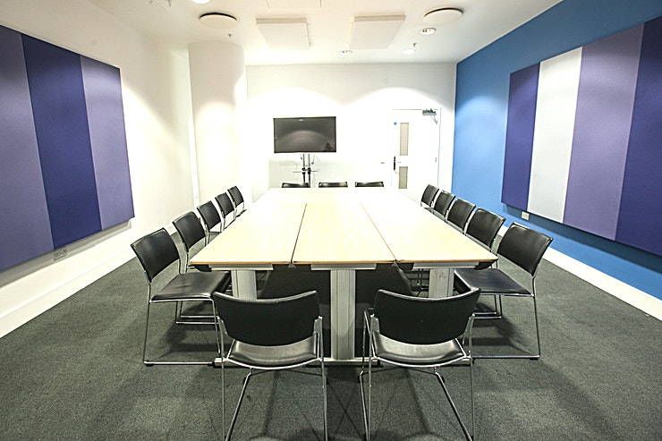 Limehouse, Wenlock & Horsfall Rooms **Looking for meeting room hire in London? King Place has some great options for your next corporate event.** 