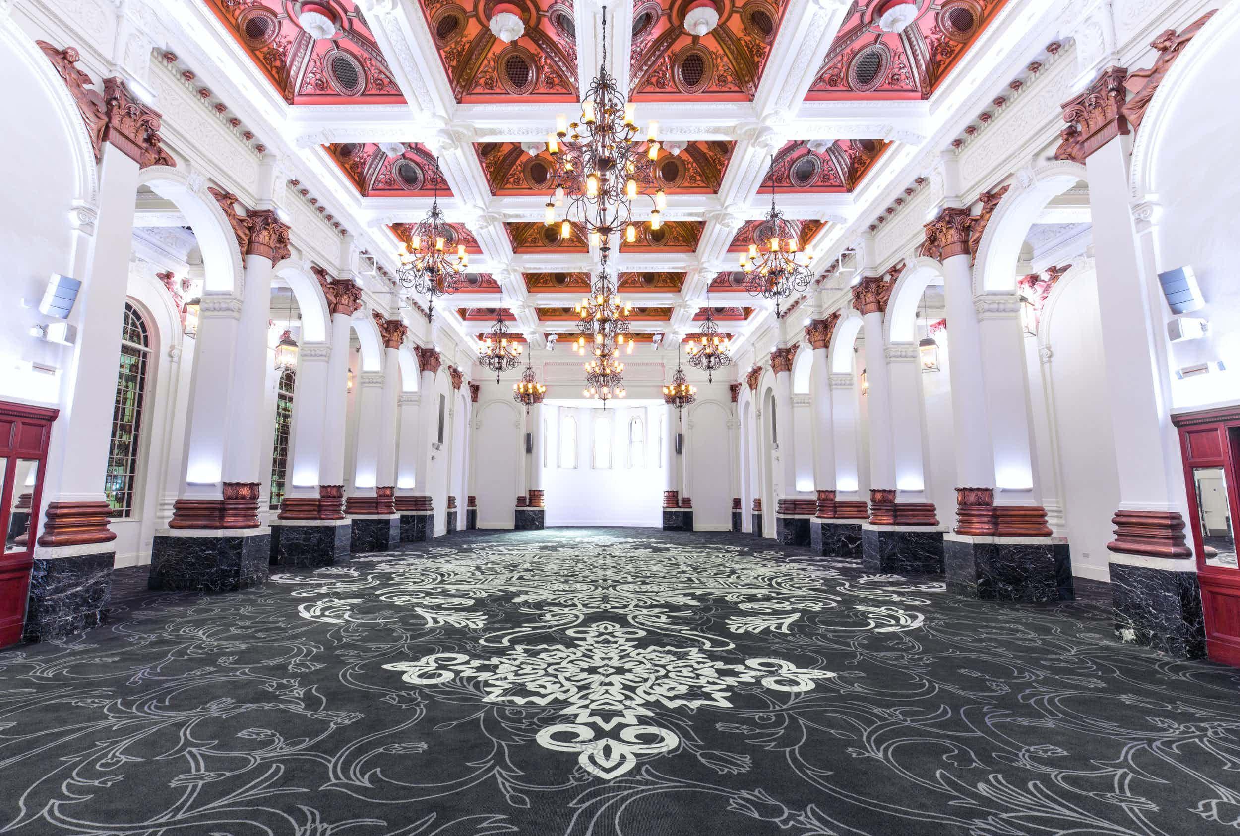 The Ballroom, 8 Northumberland