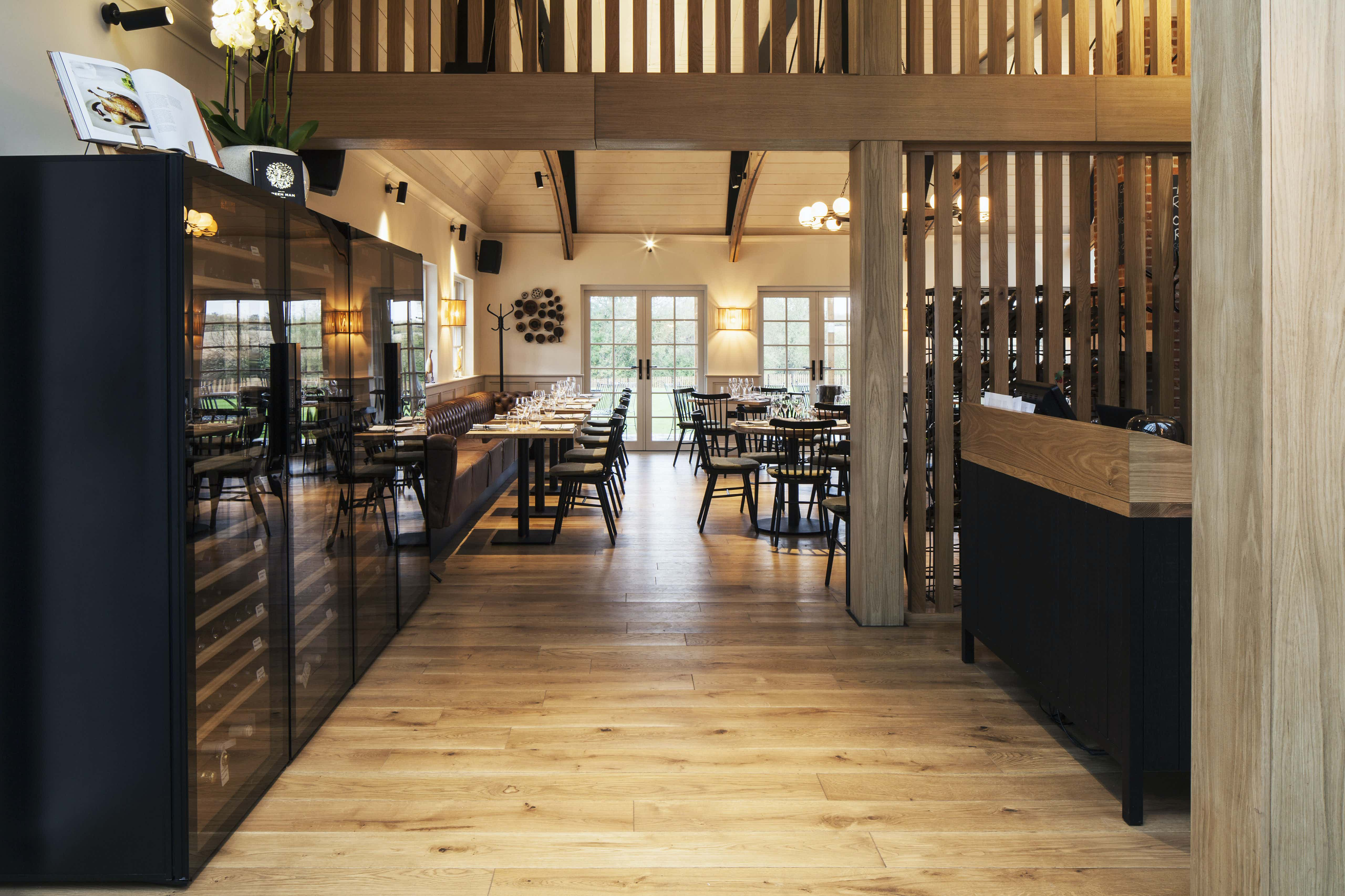Exclusive Hire of the restaurant and garden, Galvin Green Man