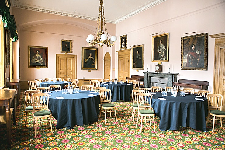 The Judges Dining Room **Want a venue to hire in Warwick that's steeped in History? Look no further than The Judges Dining Room at The Old Shire Hall.** 