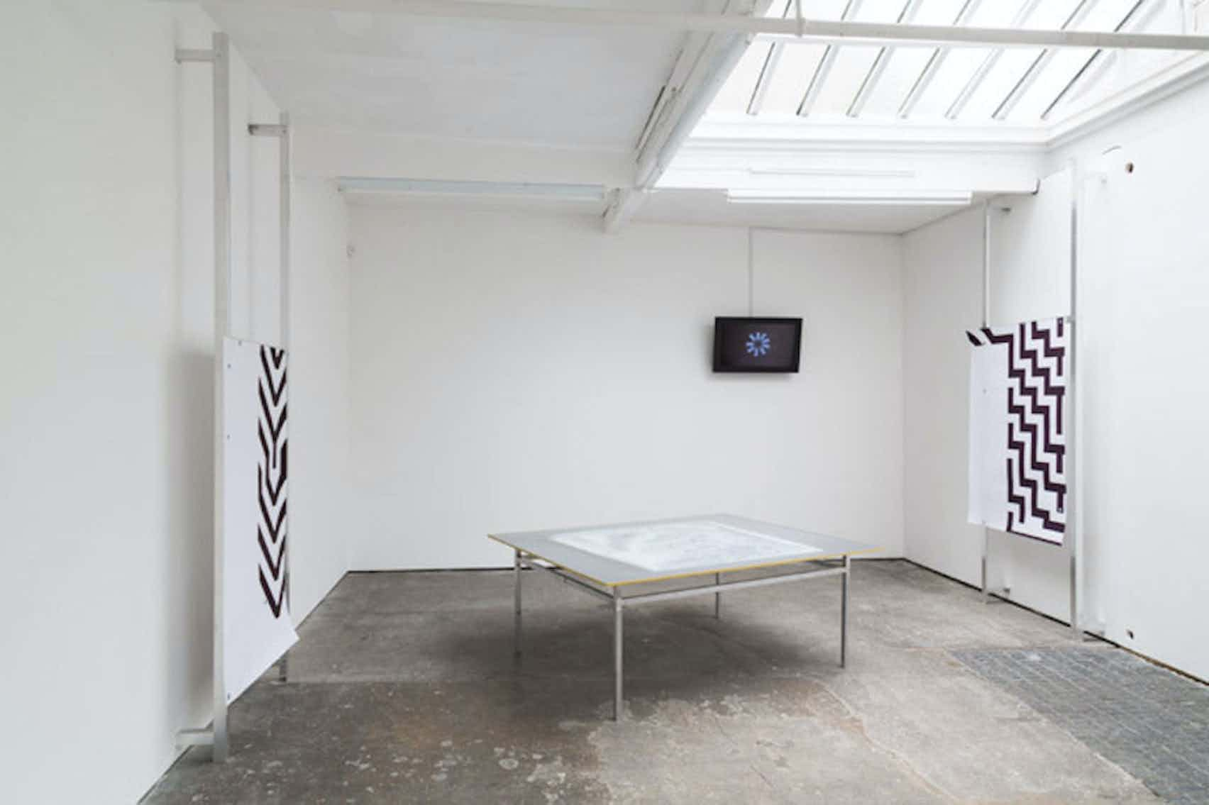 Studio 5, Cubitt Gallery
