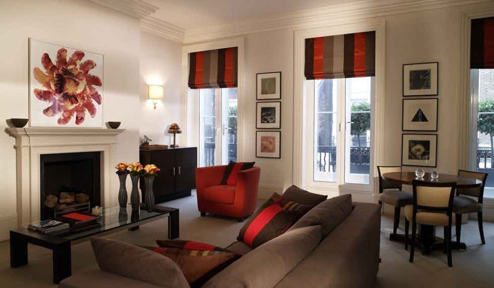 Albemarle Suite, Brown's Hotel Mayfair