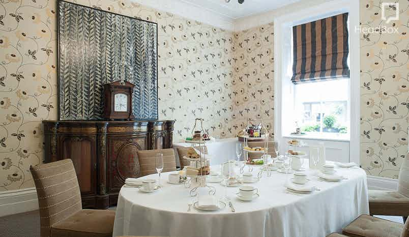 The Lord Byron Room, Brown's Hotel Mayfair