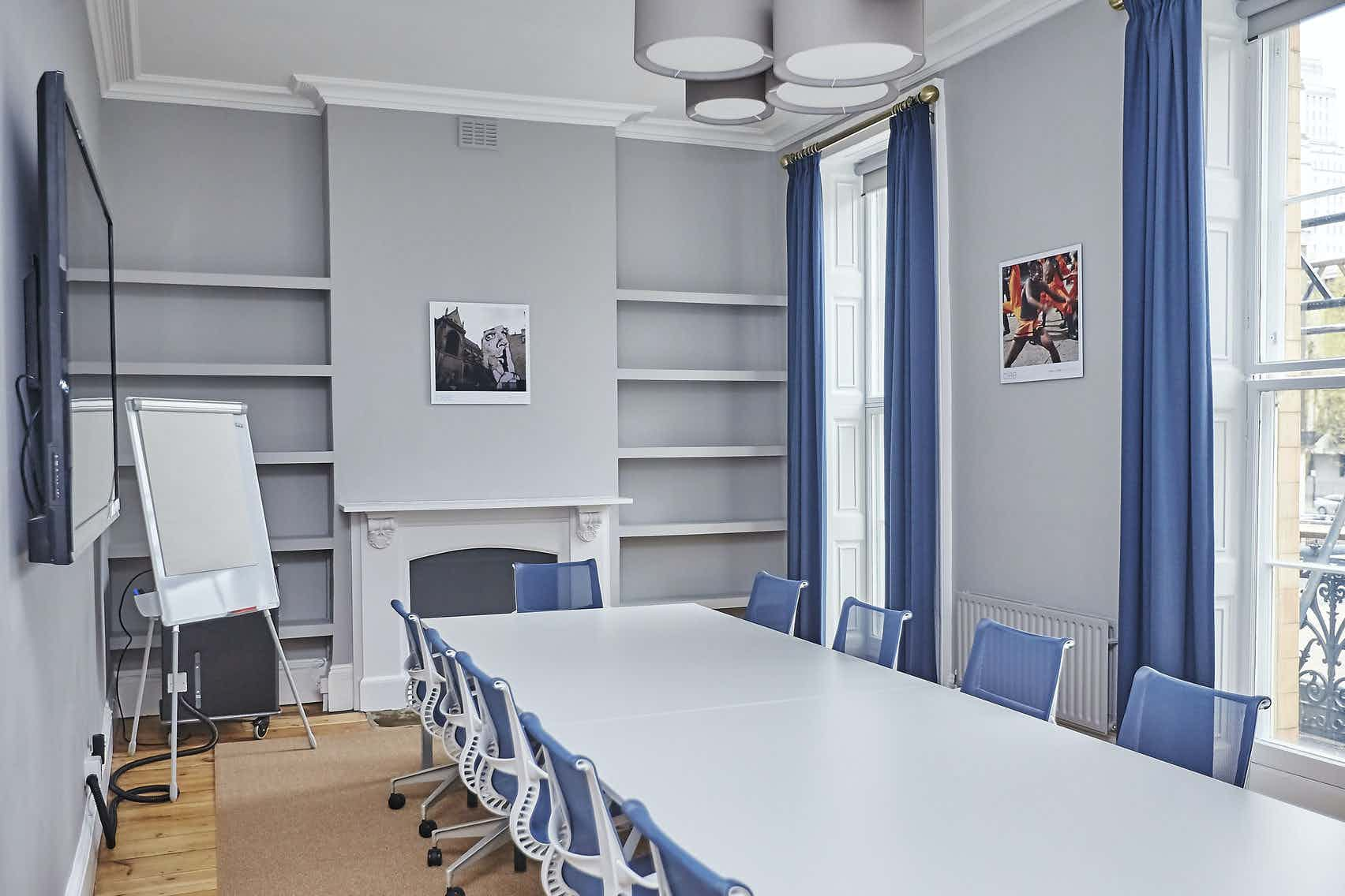 Kensington meeting room, CIEE, Russell Square