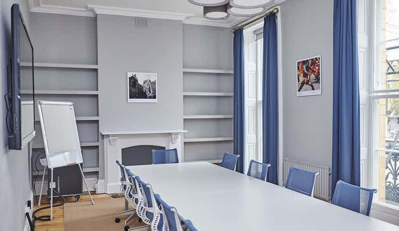 Kensington meeting room, CIEE, Russell Square