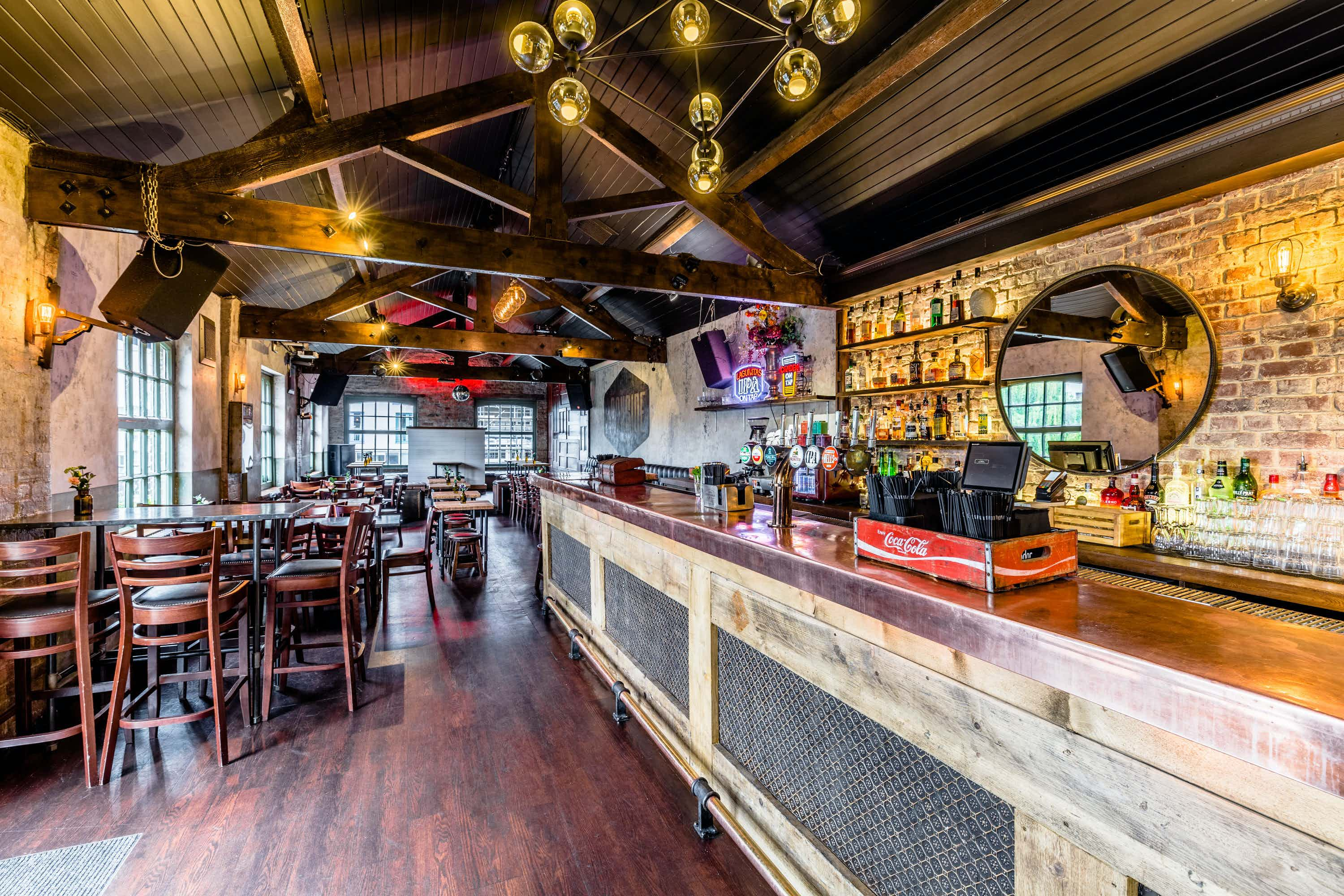 Venue Hire, Lockside Camden