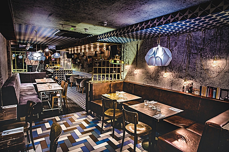 Full Venue Hire - Restaurant Looking for somewhere to host your next birthday, drinks party, product launch, or private dining event? Hire Dirty Bones Kensington for one of the best private party venues in the city.  Found just o