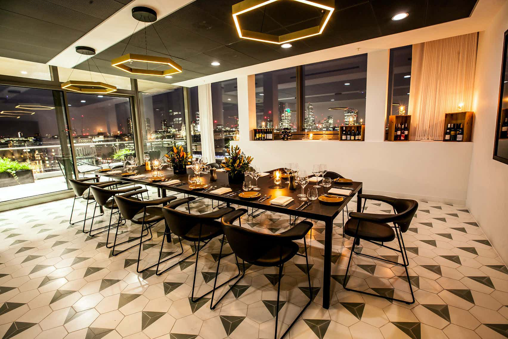 The Wren, Sea Containers Events