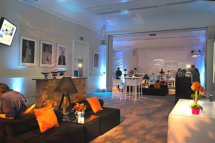 Al Qasimi North and Michael Bishop Foundation  **Combine the Al Qasimi North and Michael Bishop Foundation at the Prince Philip House for a large venue to hire in London that's perfect for networking events, brainstorming sessions and meetings.**