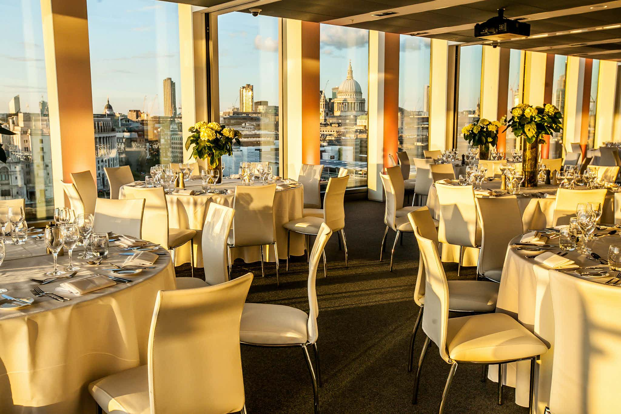 Level 12, Sea Containers Events
