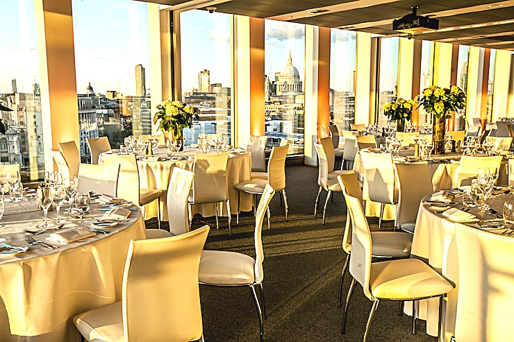 Level 12 **Level 12 is a flexible blank canvas venue hire in London ideal for events space, situated on the 12th floor of Sea Containers Events.**