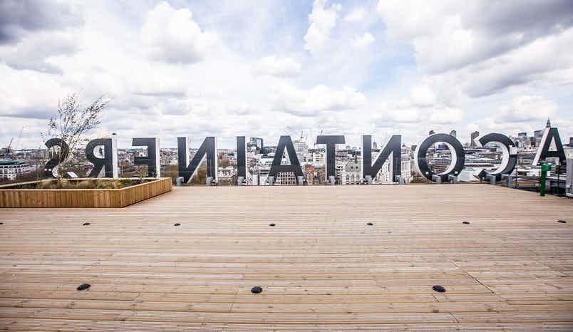 Roof Terrace, Sea Containers Events