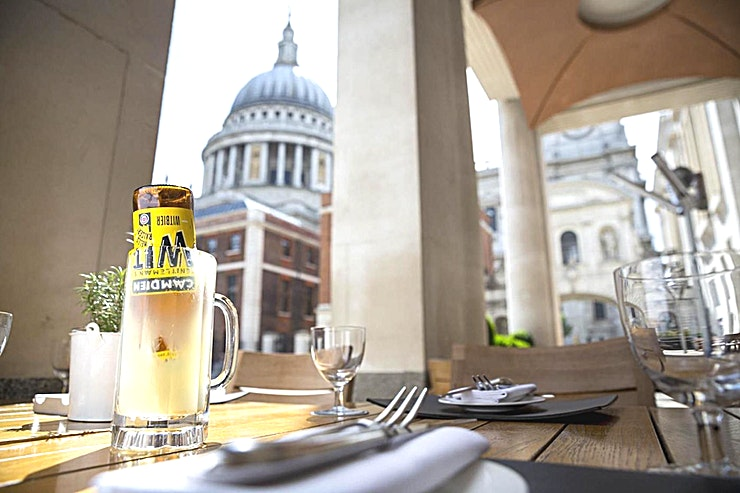 Whole Venue Hire  Paternoster Chop House lies in the very heart of the City under the shadow of St. Paul's Cathedral and offers one of the best options for private party venue hire London has to offer. 