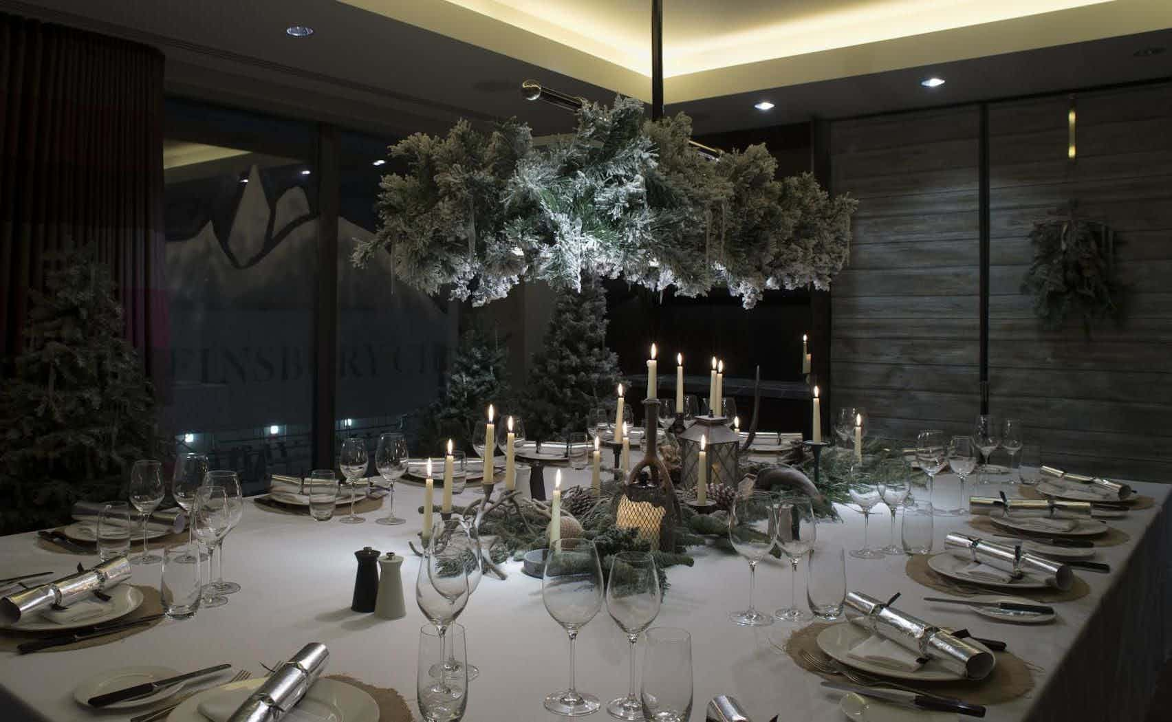 Solo, South Place Hotel Private Dining Rooms