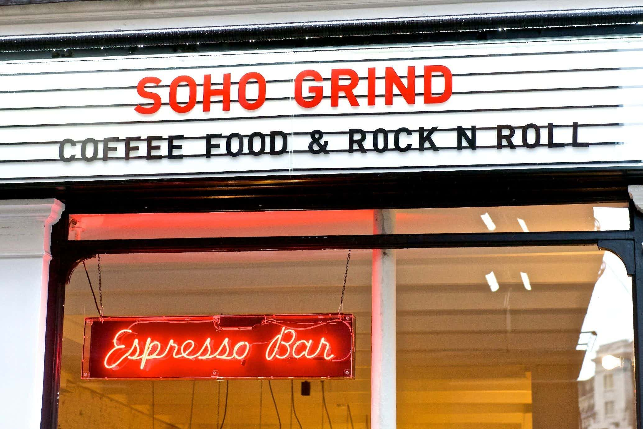 Whole Venue, Soho Grind