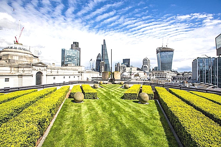 Whole Venue  **Exclusively hire the entire venue of Coq D'Argent located in the heart of the city just a stones throw away from Bank station.**  Coq d'Argent is one of the best options for venue hire London has