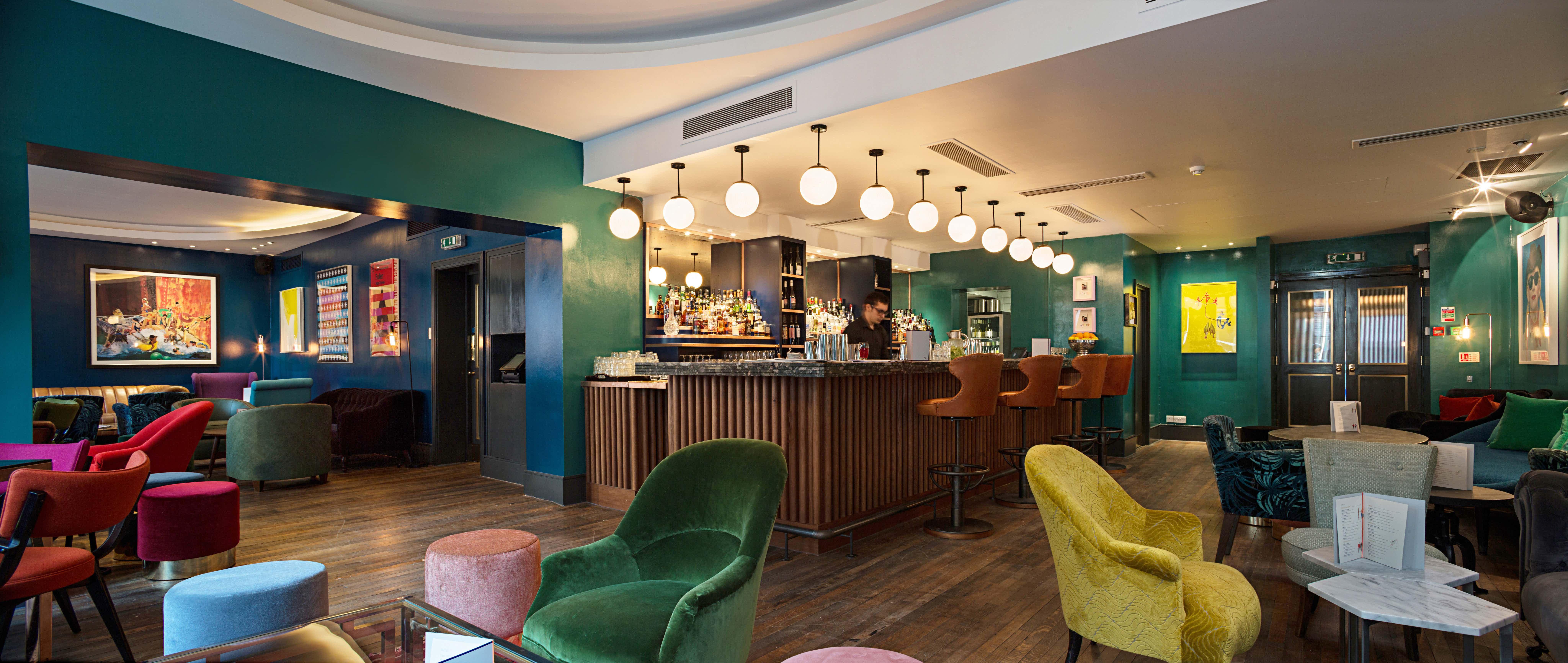 Soho Bar, The Groucho Club