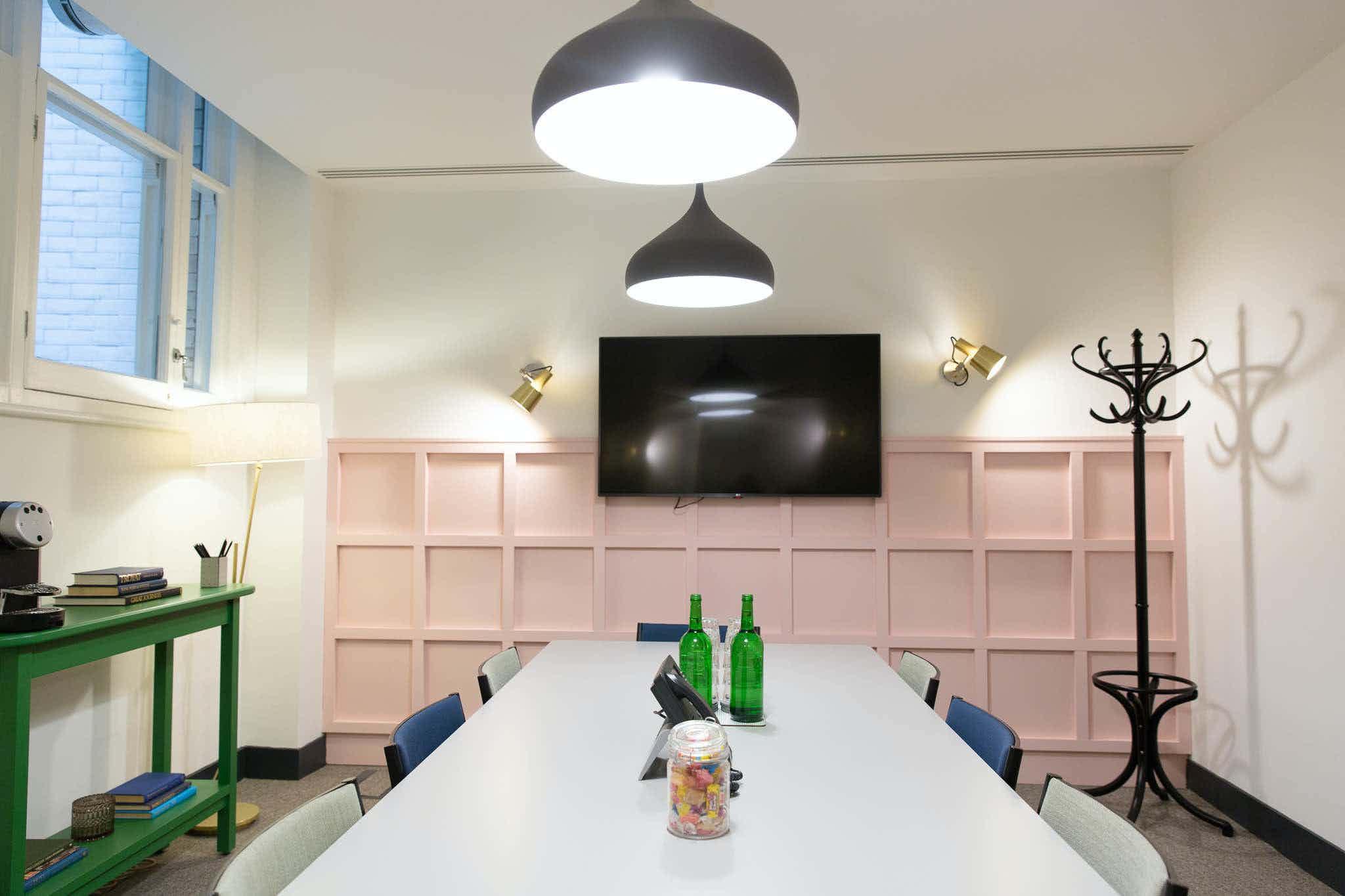 Meeting Room 10 , TOG, Warnford Court