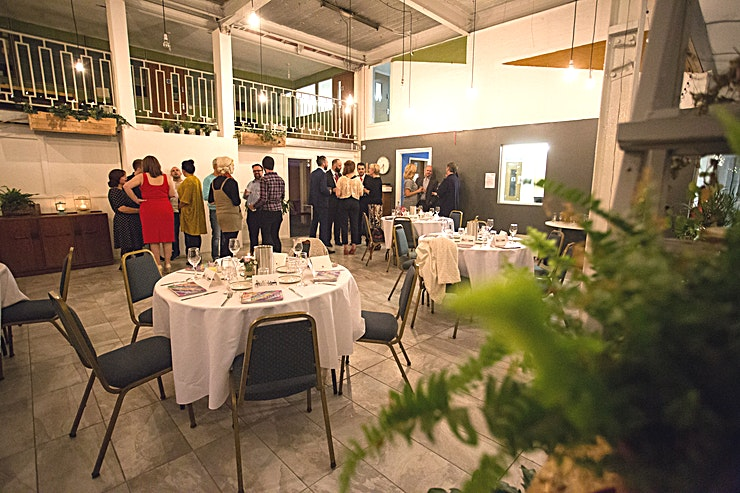 Atrium A bright, airy space set in the heart of Liverpool's vibrant North Docks.