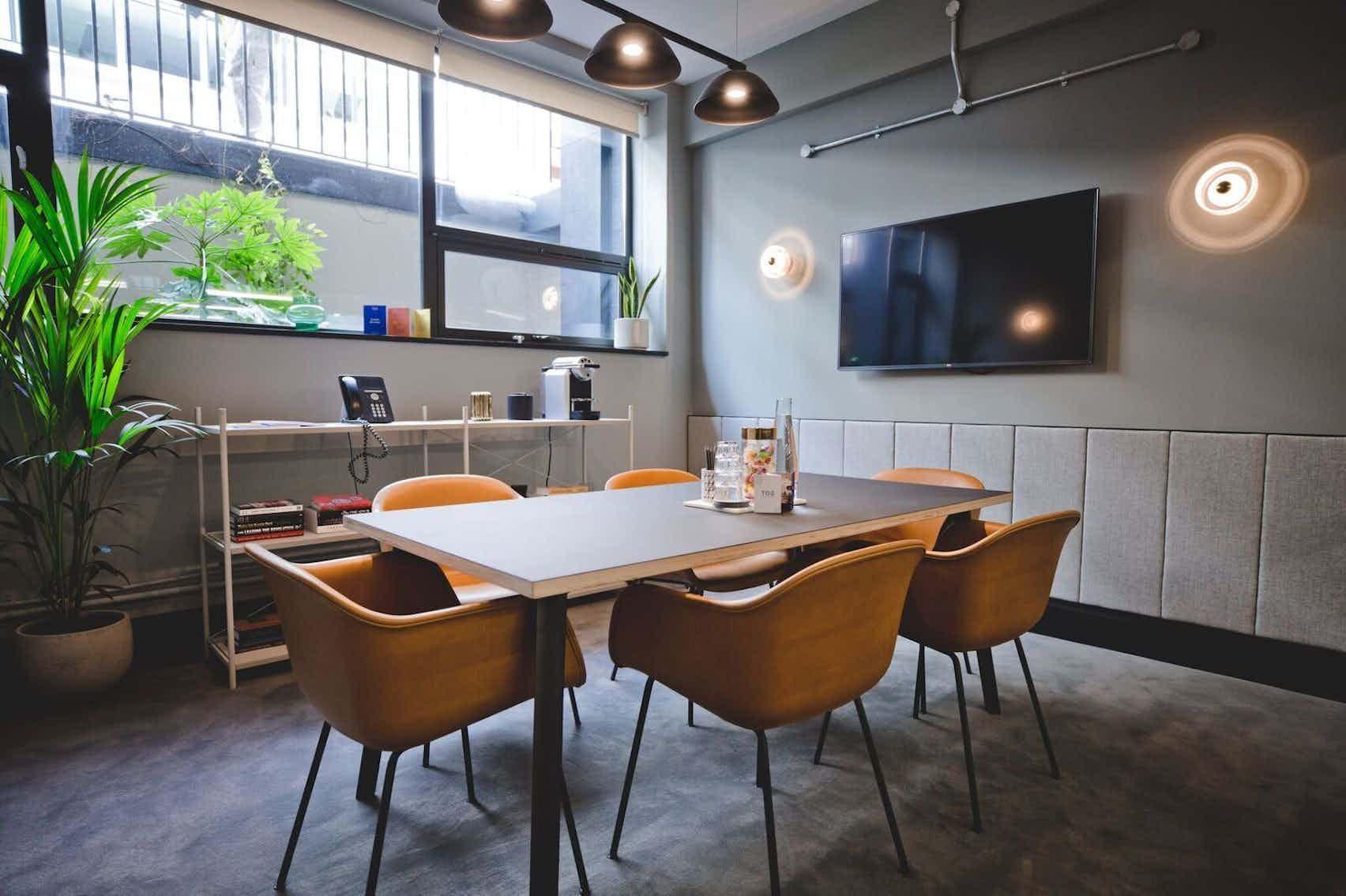 Meeting Room 2 , TOG, Kirby Street